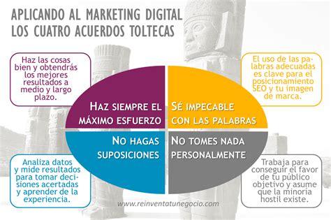Los cuatro acuerdos toltecas aplicados al Marketing ...