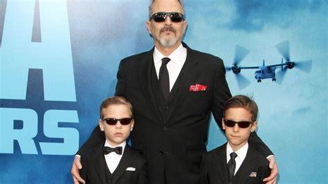 Los cuatro hijos de Miguel Bosé se reúnen por una semana