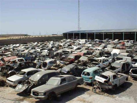 Los desguaces de coches, aliados para ahorrar en plena crisis