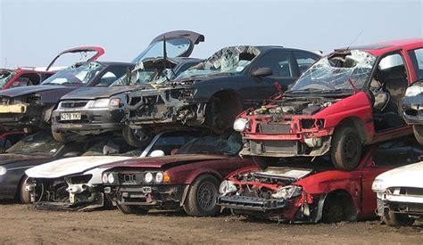Los desguaces de coches hoy día – Enrique Eibar – Today ;