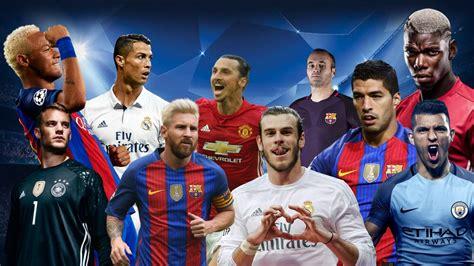 Los diez mejores futbolistas del planeta para Daily Mail ...