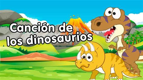 LOS DINOSAURIOS   Canciones Infantiles   Doremila   YouTube