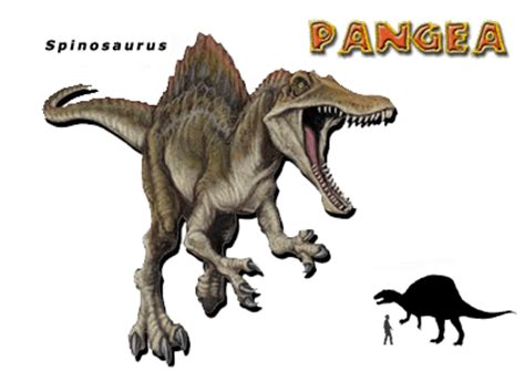 los dinosaurios carnivoros: spinosaurus
