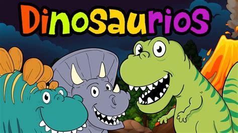 Los dinosaurios en Español para niños   MundoKid Latino ...