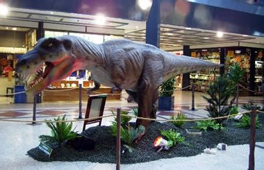 Los Dinosaurios invaden el Centro Comercial Arturo Soria ...