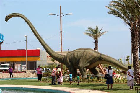 Los dinosaurios llegan a Veracruz cargados de diversión