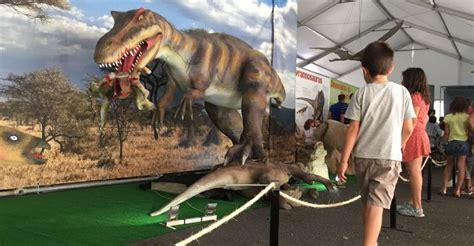 Los Dinosaurios llegan este sábado a IFEJA | Radio Jaén ...