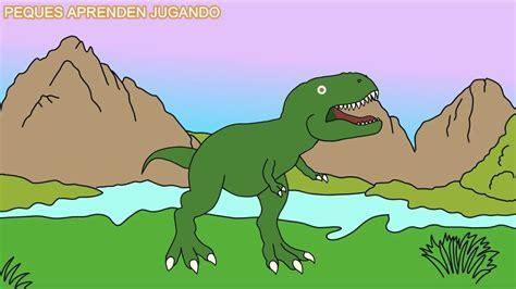 Los dinosaurios más conocidos para niños Video en español ...