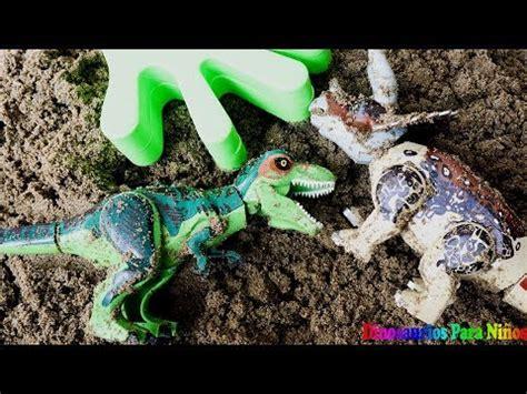 LOS DINOSAURIOS Para Niños | nombres de dinosaurios para ...
