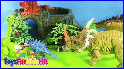 Los Dinosaurios para niños Styracosaurus   Videos de ...