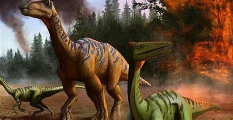Los dinosaurios se extinguieron por la  mala suerte  de un ...
