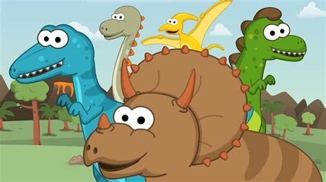 Los Dinosaurios   Toobys   Canciones Infantiles   Videos ...