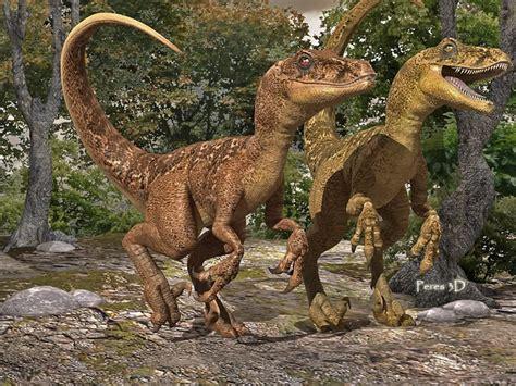 Los Dinosaurios: VELOCIRAPTORS