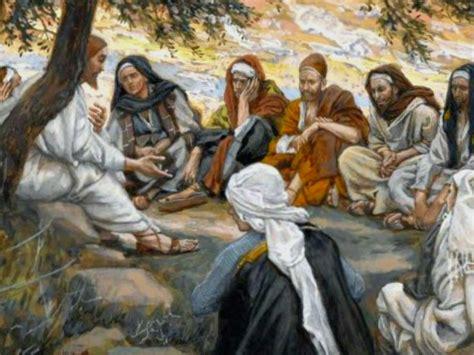 Los discípulos de Jesús   La Croix en español