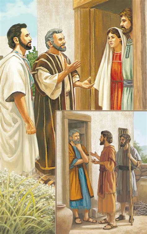 Los discípulos de Jesús predican el mensaje del Reino de ...