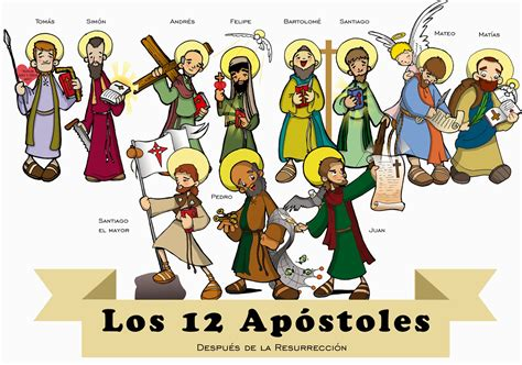 Los doce apostoles