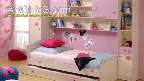 Los dormitorios ideales para tus niñas. Habitaciones ...