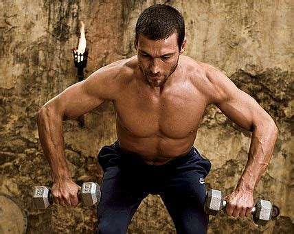 Los ejercicios que utilizan los actores de Spartacus ...