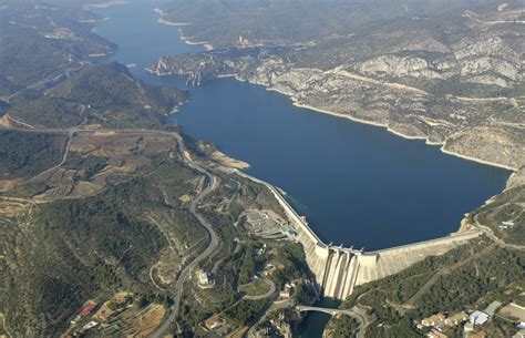Los embalses de la cuenca del Ebro, al 68,4% de capacidad ...