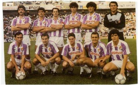 Los equipos de la Liga. Real Valladolid CF. | Cuadernos de ...