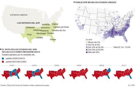 Los Estados del Sur de EE UU | Actualidad | EL PAÍS