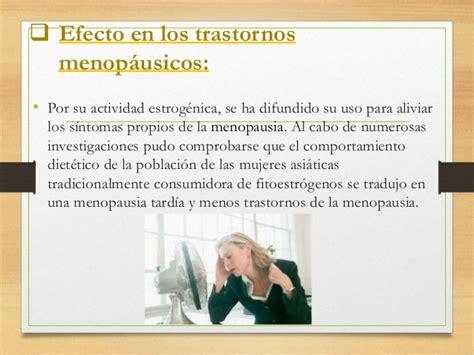 Los fitoestrogenos