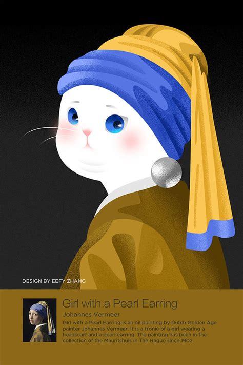 Los gatos toman el protagonismo de 9 obras de arte ...