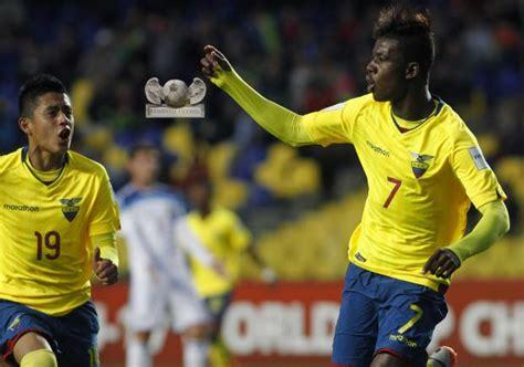 Los goles de Ecuador dan la vuelta al mundo a través del ...