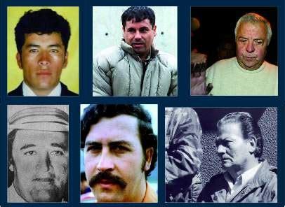 Los grandes capos narcos   DEF Online