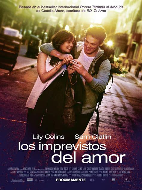 Los imprevistos del amor   Película 2014   SensaCine.com