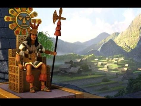 Los INCAS y sus  Mitos  | Documentales history channel en ...