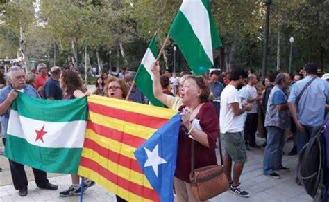 Los independentistas andaluces y catalanes buscan un pacto ...