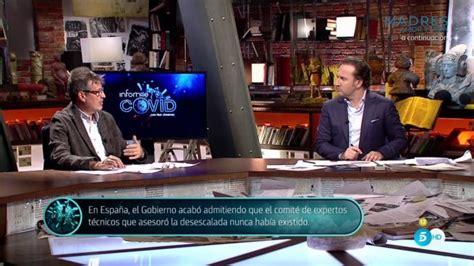 Los invitados de Iker Jiménez en Informe COVID estallan ...