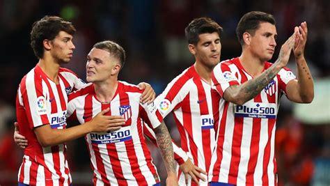 Los jugadores del Atlético de Madrid se reducen el salario ...