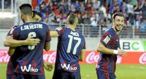 Los jugadores del Eibar acusan al futbolista Eddy ...