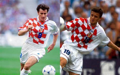 Los jugadores históricos de Croacia