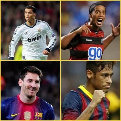 Los jugadores más destacados del fútbol   Nueva Era Deportiva