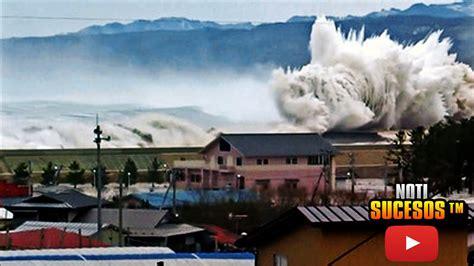 Los Mega Tsunamis   OLAS GIGANTES   Documentales National ...