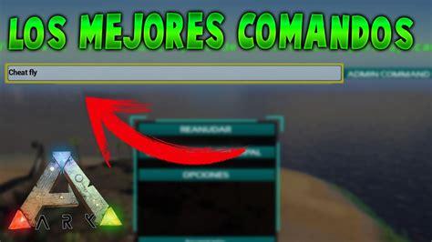 LOS MEJORES COMANDOS PARA ARK: Survival Evolved PS4, XBOX ...