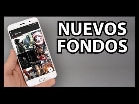 Los Mejores FONDOS DE PANTALLA para Android   YouTube