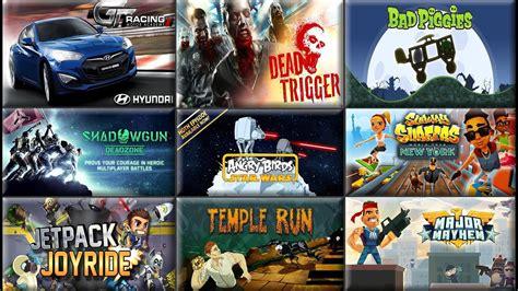 Los mejores juegos android GRATIS del 2012   Top 10 juegos ...