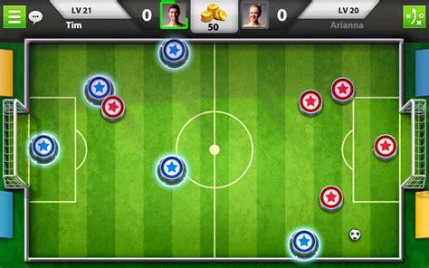 Los mejores juegos de fútbol para móviles o tabletas