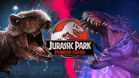 Los mejores juegos de Jurassic Park   YouTube