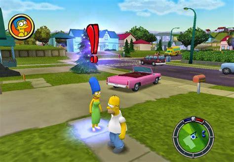Los mejores juegos de Los Simpson para PC
