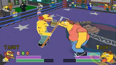 Los mejores juegos de Los Simpson para PC y todas las ...