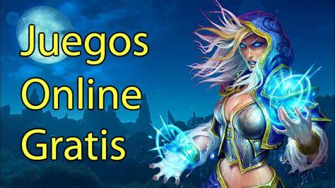 Los Mejores Juegos Online Gratis   YouTube