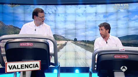 Los mejores momentos de Mariano Rajoy en El Hormiguero