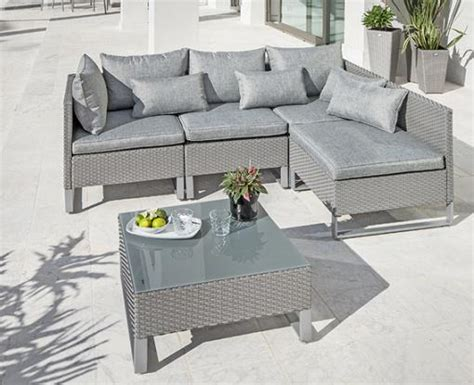Los mejores muebles de jardin carrefour   UnaCasaBonita