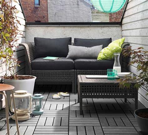 Los mejores muebles de terraza Ikea 2015 para tu balcón o ...