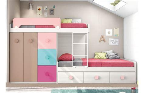 Los mejores muebles para dormitorios infantiles pequeños
